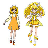 Yayoi Kise / Cure Peace