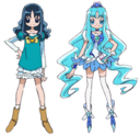 Erika Kurumi / Cure Marine