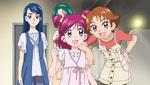 YPC520 Nozomi Rin encourage Urara