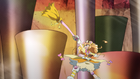 MTPC movie - Cure Mofurun big broom attack 1