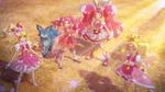 PCDS Cures Sakura Shizuku ready to take on Crow Tengu