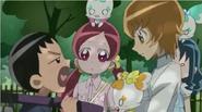 Mitsuru jealous with Itsuki