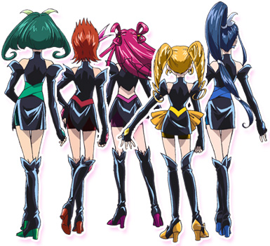 File:Toei - Movie 1 - Dark Pretty Cure 5 back.jpg