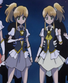 Gonna and Pantaloni in Their Skirt Forms