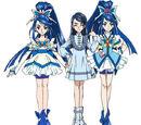 Cure Aqua/Karen Minazuki