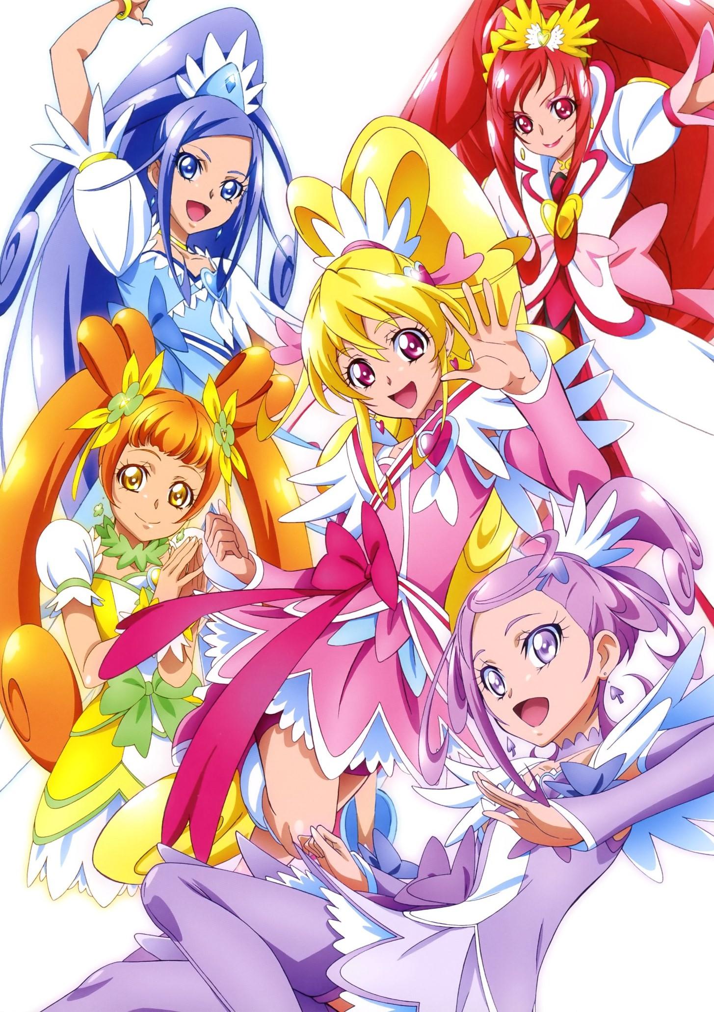 Talk Doki Doki Pretty Cure Pretty