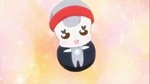 PhanPhan wearing winter hat