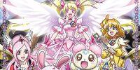Fresh Pretty Cure!: Omocha no Kuni wa Himitsu ga Ippai!?