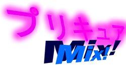 Pretty Cure Mix logo