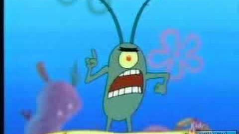 The SpongeBob SquarePants Movie - Plankton @ '04 Nickelodeon Kids' Choice Awards