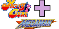 Pretty Cure + Mega Man & Technoliners