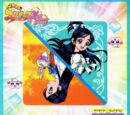 Futari wa Precure Max Heart Character Mini Album: Honoka Yukishiro (Cure White)