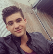 Cody Christian looking good