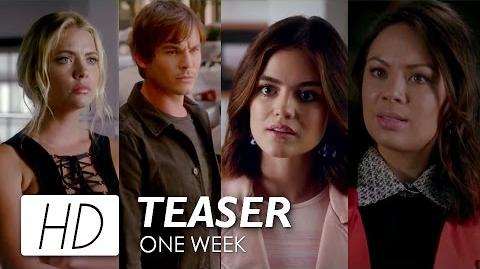 Pretty Little Liars Season 7B Teaser One Week, One Final Season HD