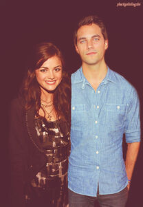 Lucy and Brant omg
