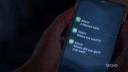 Aria's phone fd