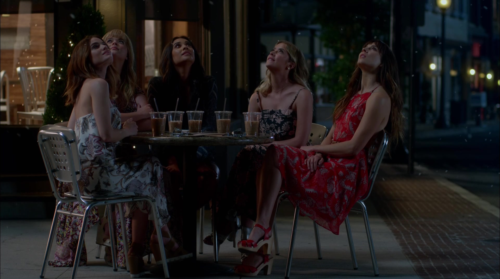 Pretty little liars quot recap 6 01 escape from the dollhouse page 7 -  Til Death Do Us Part Pretty Little Liars Wiki Fandom Powered By Wikia