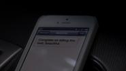 Aria's phone 12