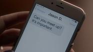 Aria's phone rr