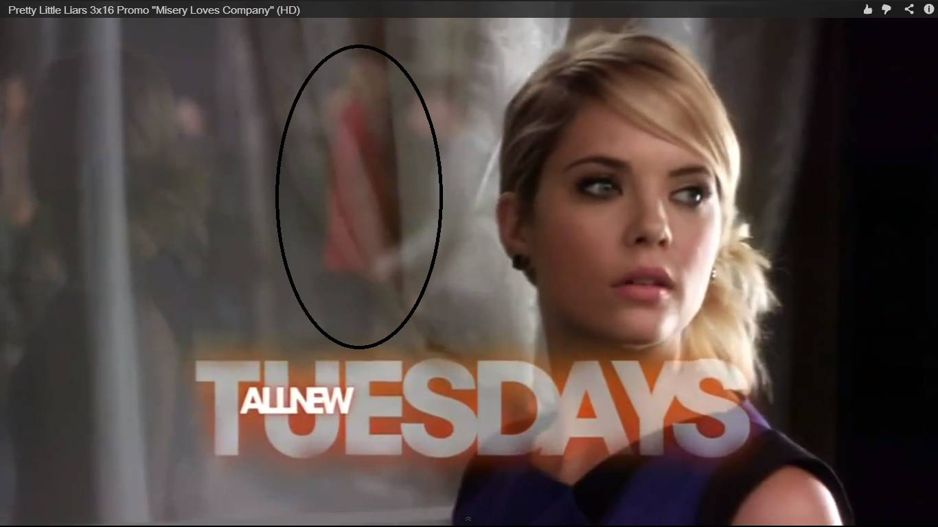 Image - PLL Misery Loves Company Promo A Blonde Girl With Red Coat ...