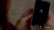 Aria's phone jw