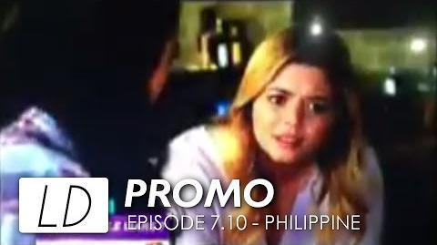"Pretty Little Liars 7x10 Philippine Promo ""The DArkest Knight"""