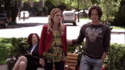 Caleb and Hanna go away from Lt. Tanner