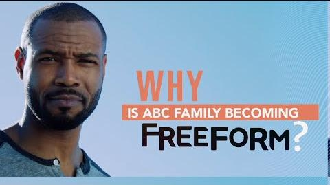 Why is ABC Family Becoming Freeform?