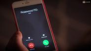 Alison's phone -