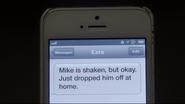 Aria's phone 15