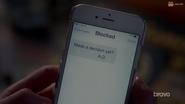 Aria's phone cv