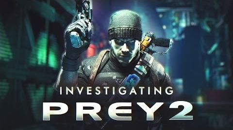 Investigating Prey 2