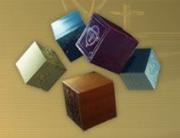 Material Cubes