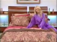 Shane in Satin Sleepwear-4