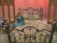 Gabrielle Tuite in Satin Sleepwear 04-23-2008 Pic-3