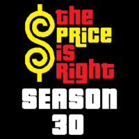 Price is Right Season 30 Logo