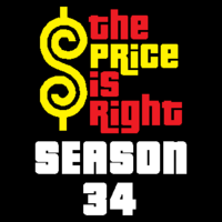 Price is Right Season 34 Logo
