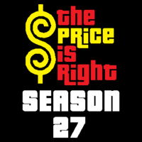 Price is Right Season 27 Logo