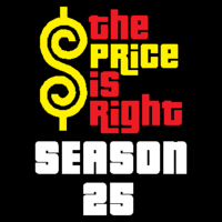 Price is Right Season 25 Logo