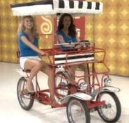 TPIR Models on Surrey Cart-2
