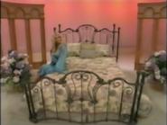 Gabrielle Tuite in Satin Sleepwear 04-23-2008 Pic-5