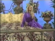 Lisa Gleave in Satin Sleepwear from 06-25-2003 Pic-6