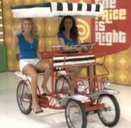TPIR Models on Surrey Cart-1