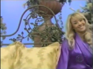 Lisa Gleave in Satin Sleepwear from 06-25-2003 Pic-1