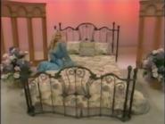 Gabrielle Tuite in Satin Sleepwear 04-23-2008 Pic-7
