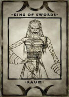 King of Swords - Raum