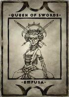 Queen of Swords - Empusa
