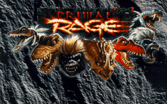 Primal rage-cast