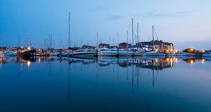 Primeval Continued marina
