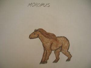 PrimevalContinuedMoropus